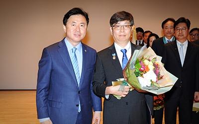 창의 IT 유선철 교수 국무총리 표창 수상