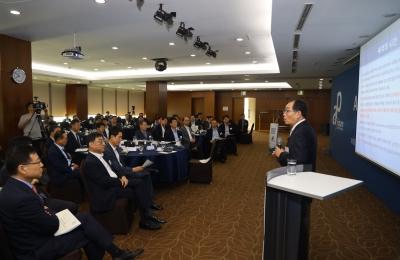 제75차 AP포럼(Advance Pohang Forum) 조찬세미나에 참석