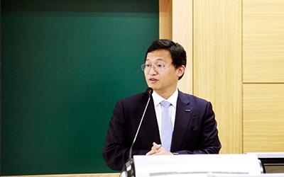 물리 정우성 교수, 아시아‧태평양 물리학연합회(AAPPS) 최연소 평의원 선출