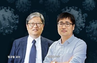 화공 이정욱-정규열 교수팀, 코로나19 진단 '원스텝'으로 30분만에